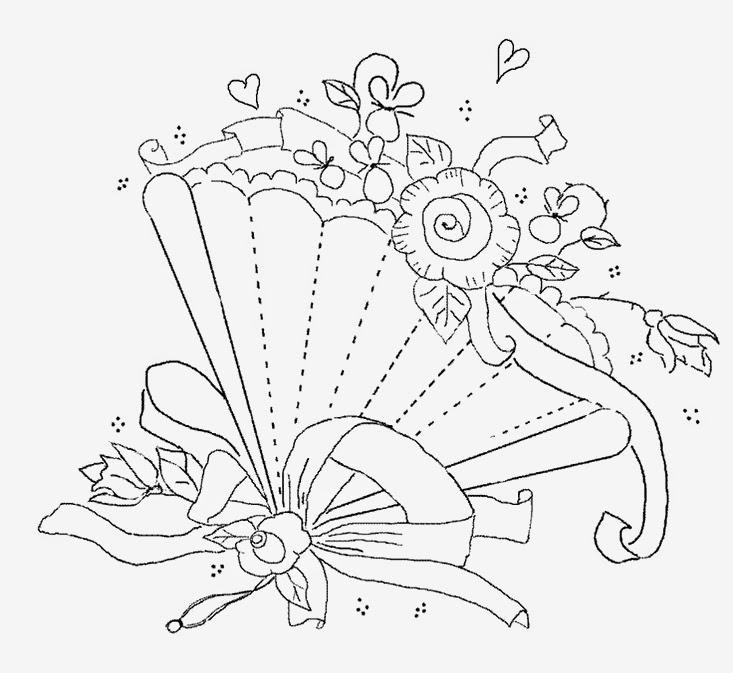 Amarna Artesanato E Imagens Riscos De Cestas De Flores