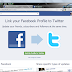 UPDATE STATUS TWITTER VIA FACEBOOK