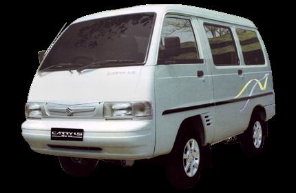 Harga Suzuki Carry 1.5 Real Van