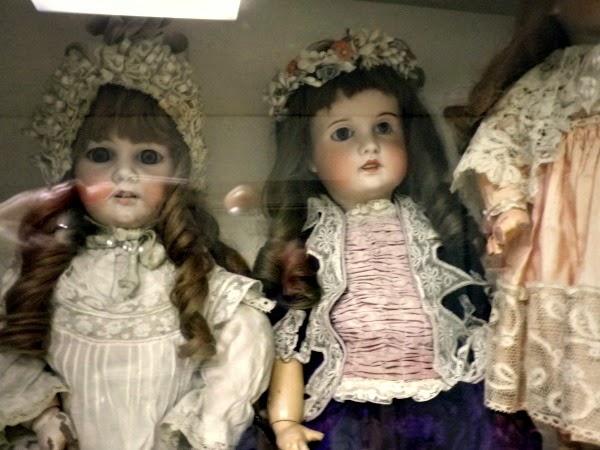 bambole porcellana antiche
