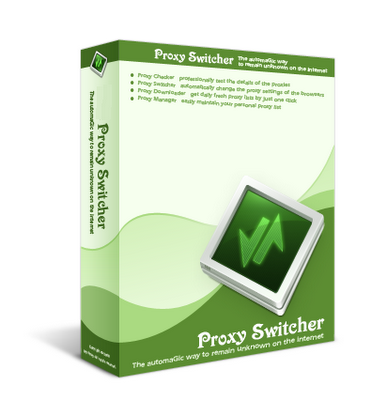 Proxy Switcher Pro 5.5.0.5935 - Andraji