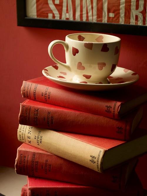 Chá Literário