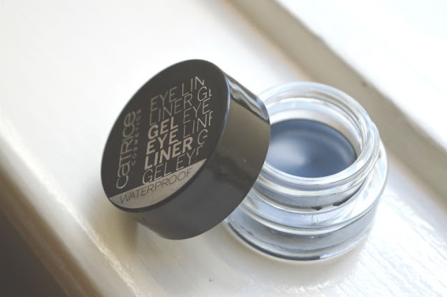 Catrice Waterproof Gel Liner Black Jack With Jack Black