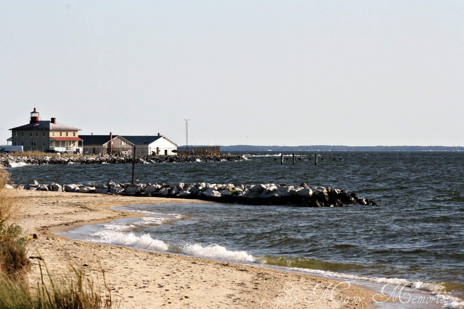 So many memories point lookout blogtoberfest day 17 for Point lookout fishing pier