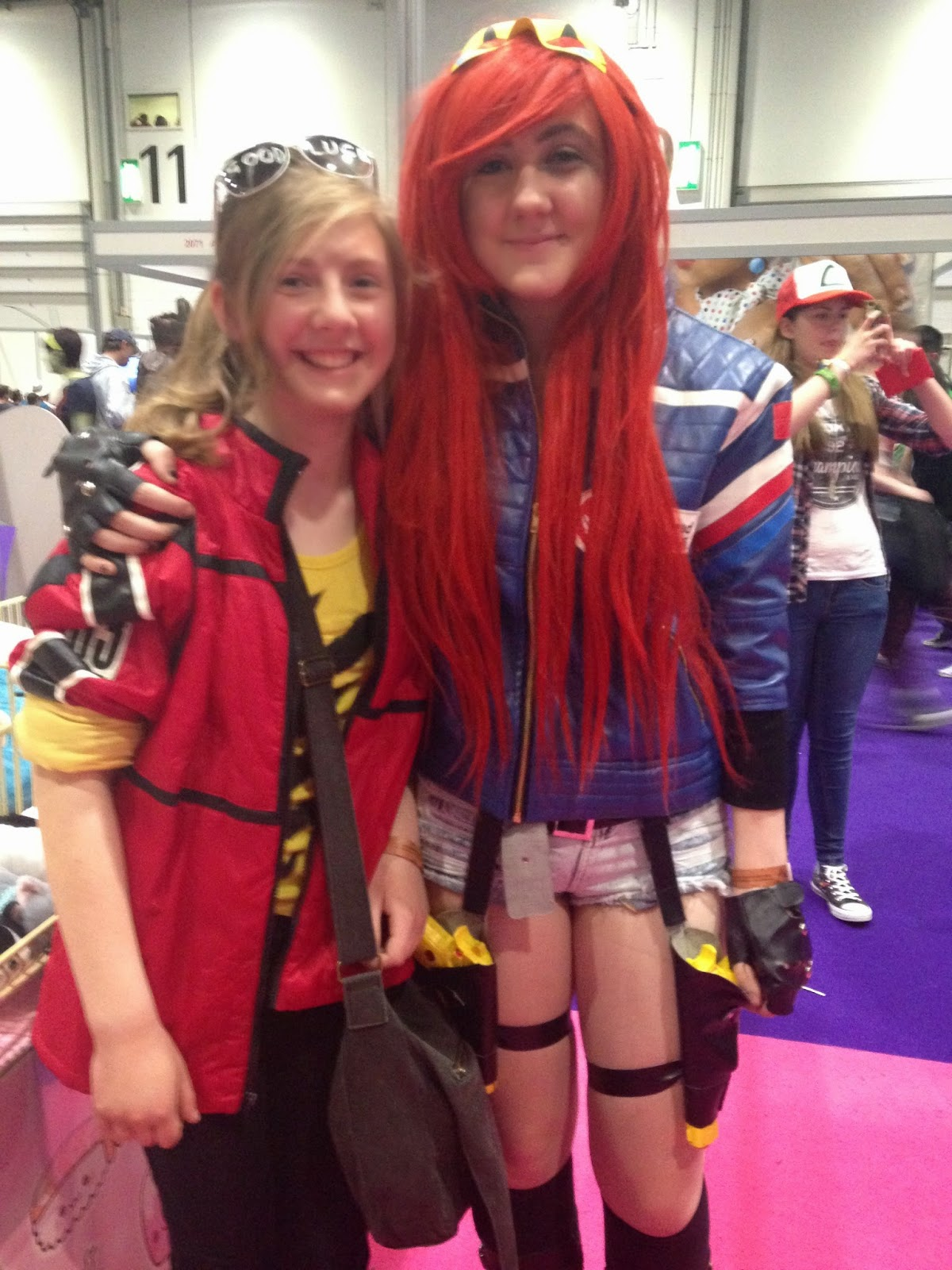 Candy Heart Collective Mcm Comic Con London 2015 Picture Heavy