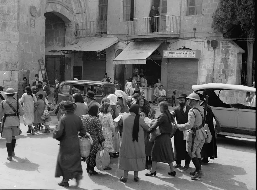 Israel S History In Pictures Daily Life In Je M Israel