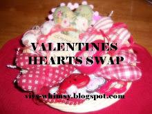 Viv's Valentine Heart Swap