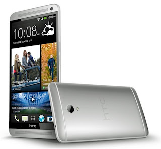 Disclosure of test images of HTC phones 5.9 inch screen