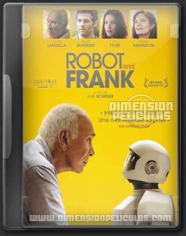 Robot And Frank (DVDRip Inglés Subtituada) (2012)