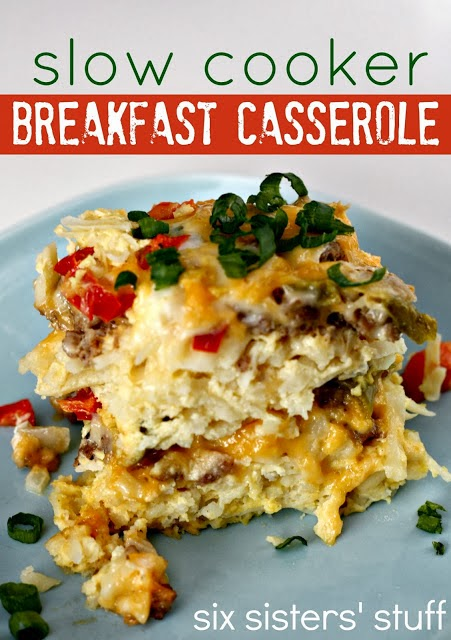 Our thrive life 15 fabulous breakfast for dinner ideas for Slow cooker breakfast recipes for two
