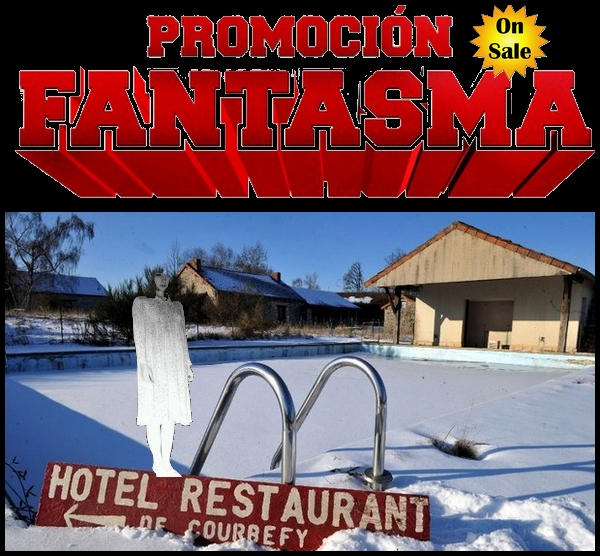 Wloghero del antifaz se vende pueblo con fantasma y for Se vende piscina desmontable