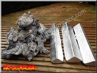 2.5KG aluminum cans into 1.5KG-ingots  1KG-dross