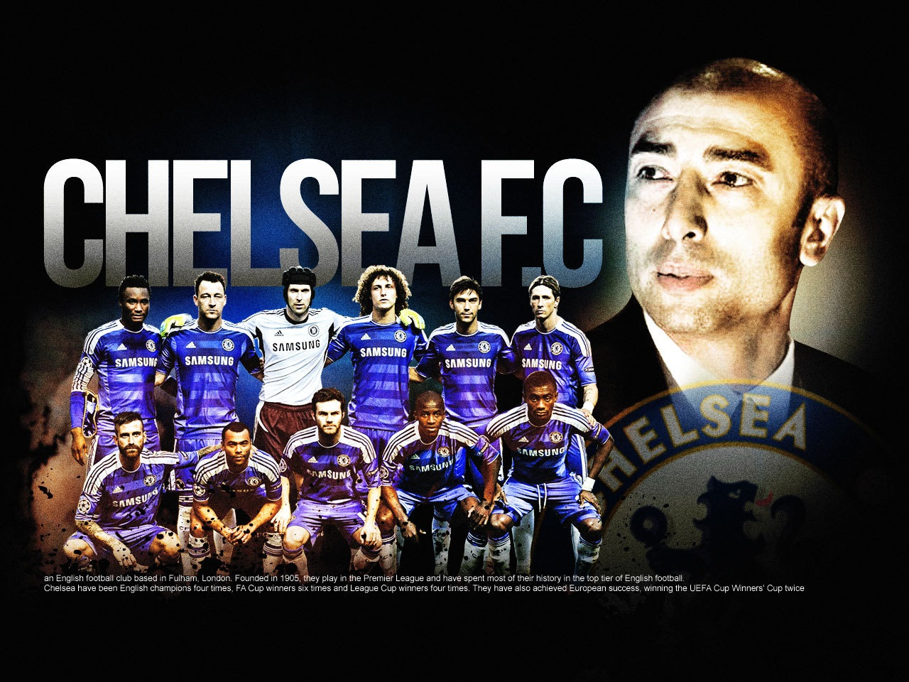 Football Super Stars Chelsea Fc Soccer Hd Wallpapers 2012- picture wallpaper image
