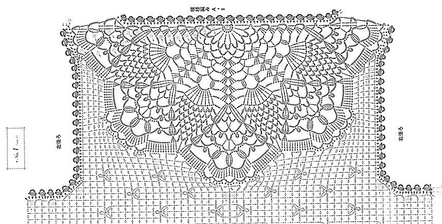 Camisetas de crochet patron - Imagui