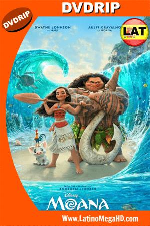 Moana: Un Mar de Aventuras (2016) Latino DVDScr ()