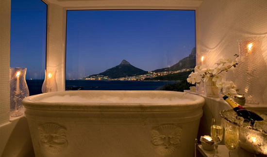 Top 10 Baths With A View In South Africa Sure Travel
