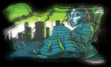 """Anti illuminati Graffiti"""