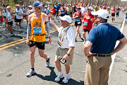 Race Report: Boston Marathon 2012 (ani marathon )