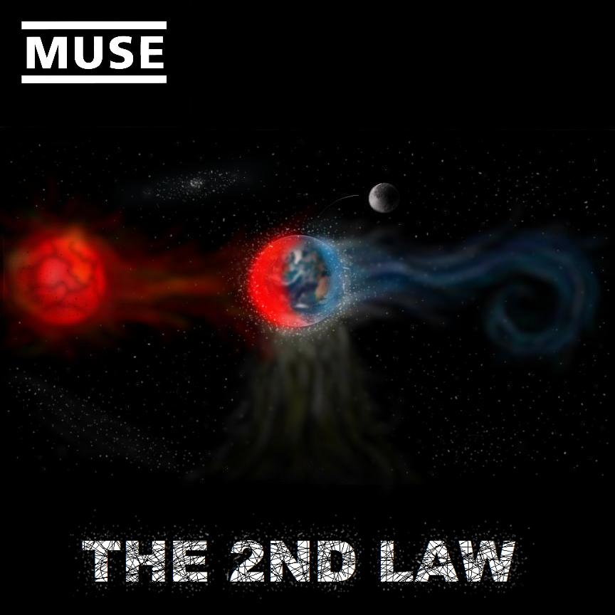 Euphemisms of Life: Muse - The 2nd Law album cover