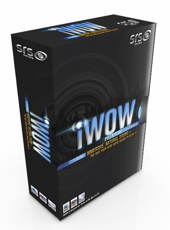 SRS Labs iWOW Premium 3.1.0 for Mac