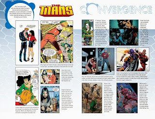 Who's Who from Convergence: The Titans #1 is all about Arsenal