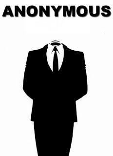 El traje de Anonymous