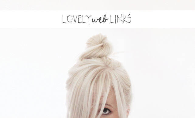 Lovely Web Links - Kelli Murray Platinum Hair