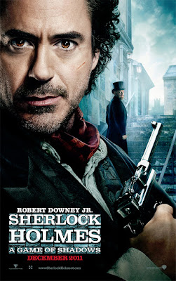 Robert Downey Jr. Poster Sherlock Holmes A Game of Shadows