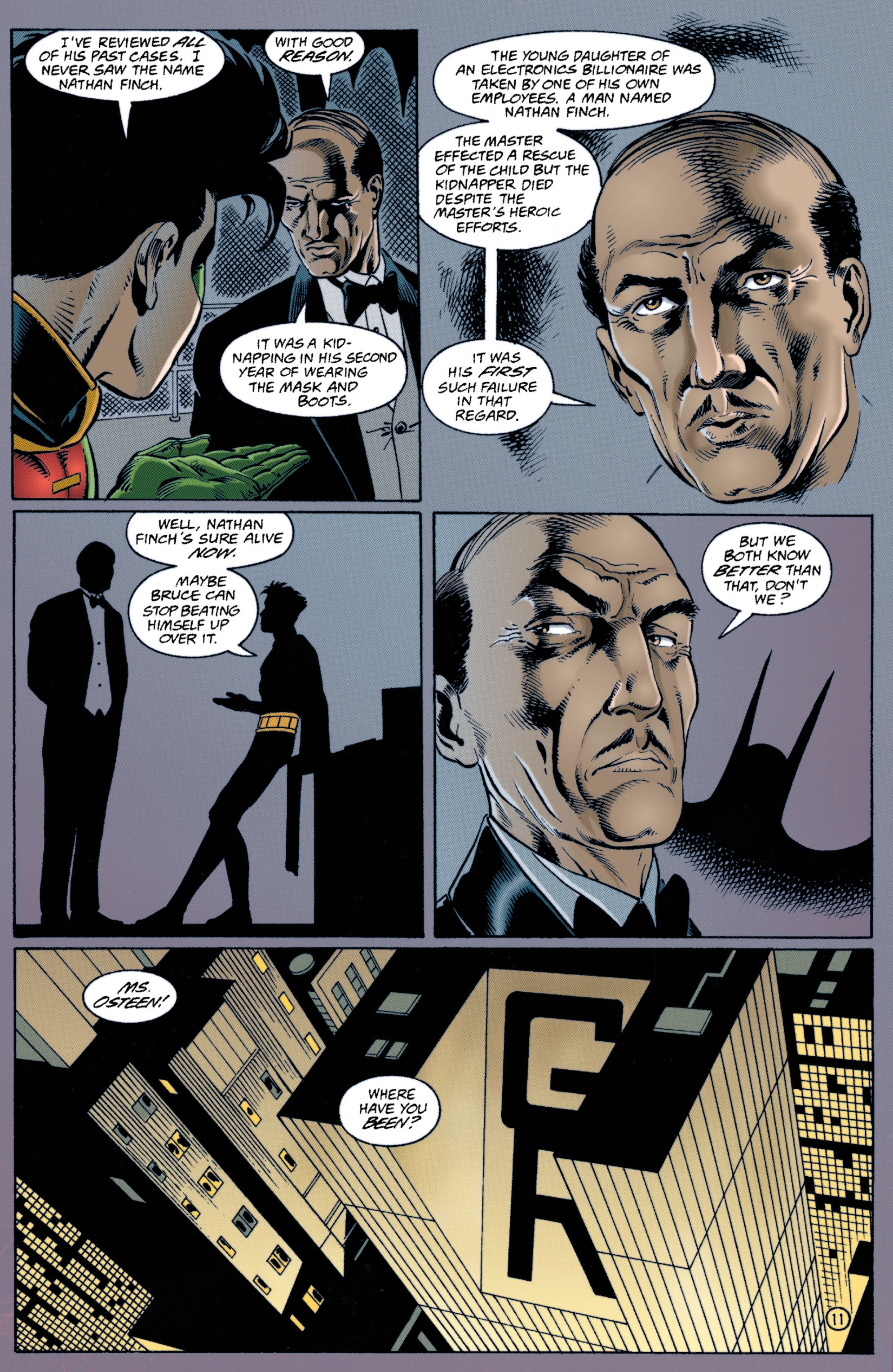 Detective Comics (1937) Issue #713 Page 12