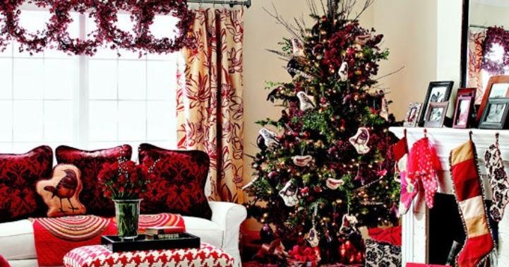 C mo decorar nuestro hogar esta poca navide a decoguia for Decoracion hogar 2012