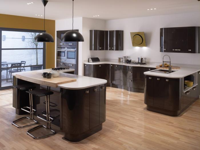 New home designs latest modern homes modern kitchen for New kitchen designs 2013