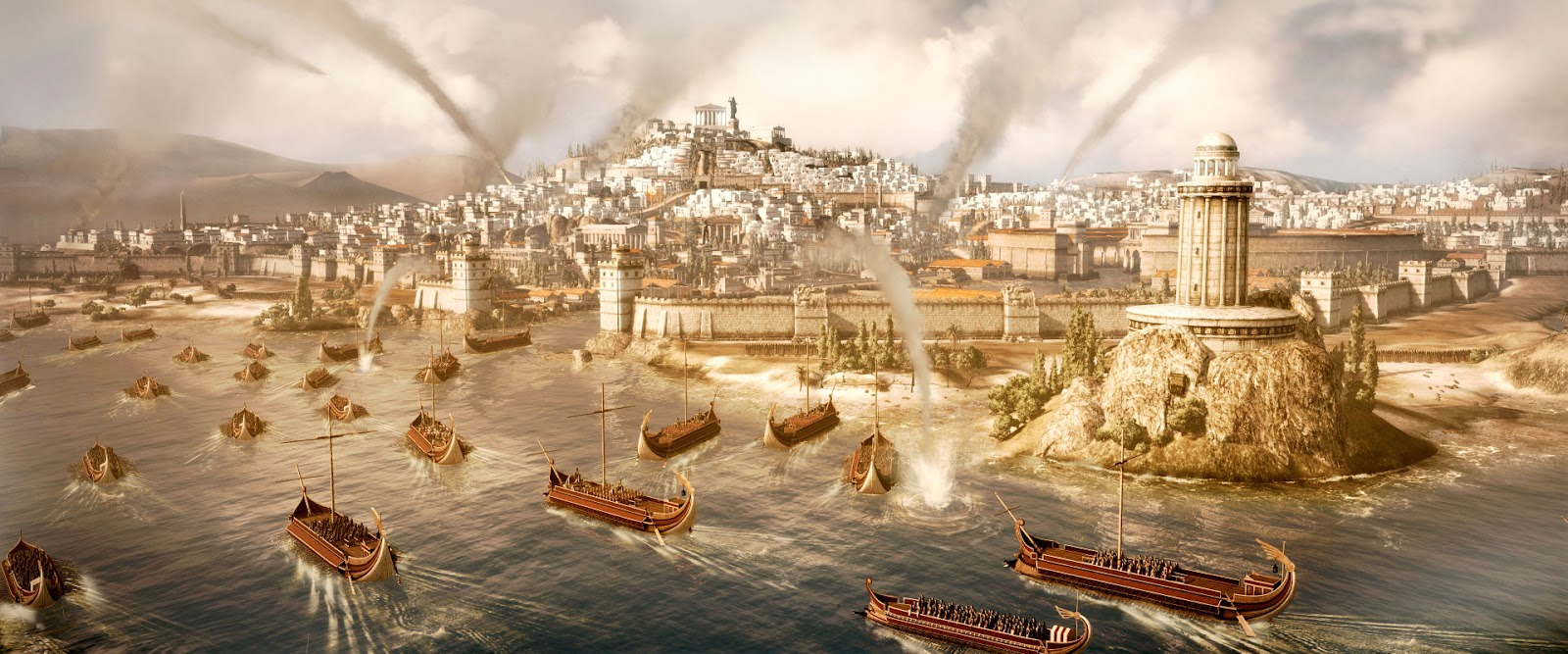 Rome Ii Confirmed And Looking Impressive