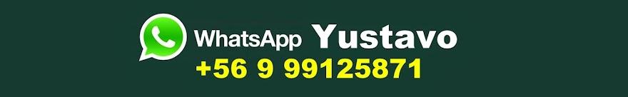 Telefono Celular WhastApp Yustavo +56 9 99125871
