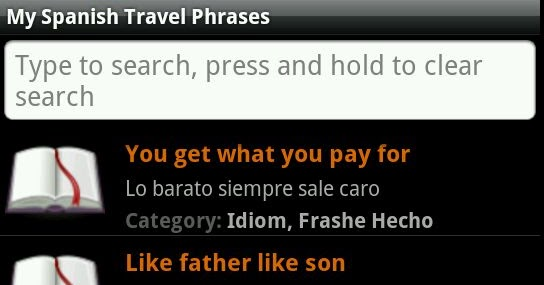 travel learn spanish phrases cinema