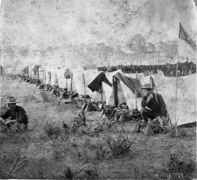 In Photos: The 1898 Spanish-American War from the Florida Shore