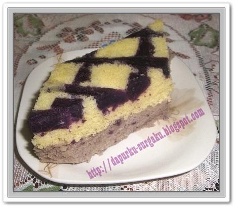 Olahan Ubi Ungu, Bolu Kukus Ubi Ungu, Cake Ubi Ungu Kukus, Cake Tanpa Pengembang Tambahan, Cake Tanpa Oven, Cake Tanpa Margarin Dan Mentega,