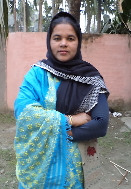 Shazida Khatun Asian Lady Webmaster
