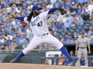 Free Agent-To-Be Cueto Likes Champion Calibrer Sox