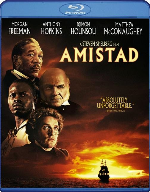 Amistad (1997) m720p BDRip 3.9GB mkv Dual Audio AC3 5.1 ch