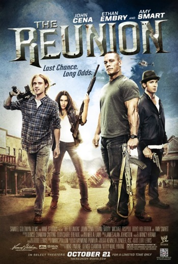 The Reunion DVDRip Español Latino