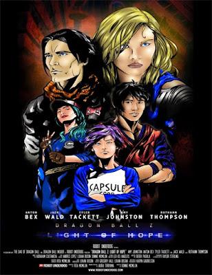 Dragon Ball Z: Light of Hope (2015) [Vose]