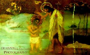 Εκθέματα υπογείου οικίας Κ. Θεοφύλακτου-αγιογραφίες.