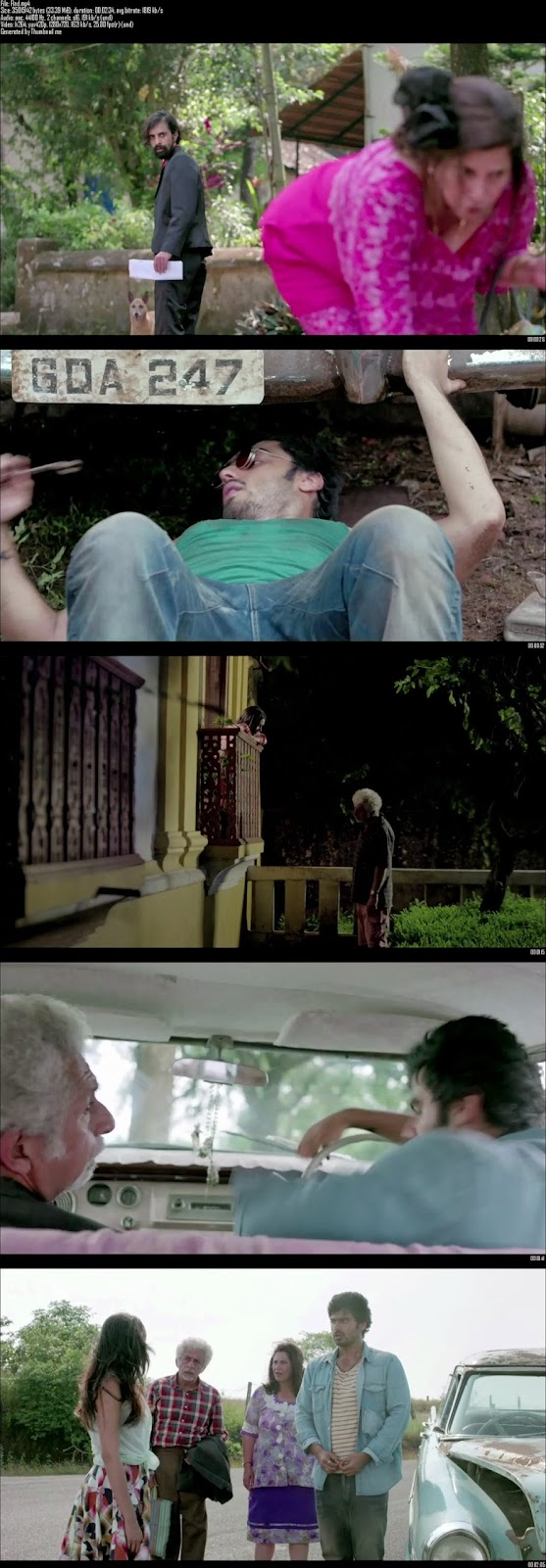 Mediafire Resumable Download Link For Teaser Promo Of Finding Fanny (2014)