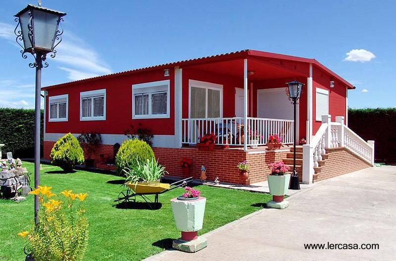 Arquitectura de casas vivienda prefabricada tipo - Casas prefabricadas americanas en espana ...