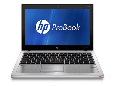HP ProBook 5330m / 13.3 inch Laptop review