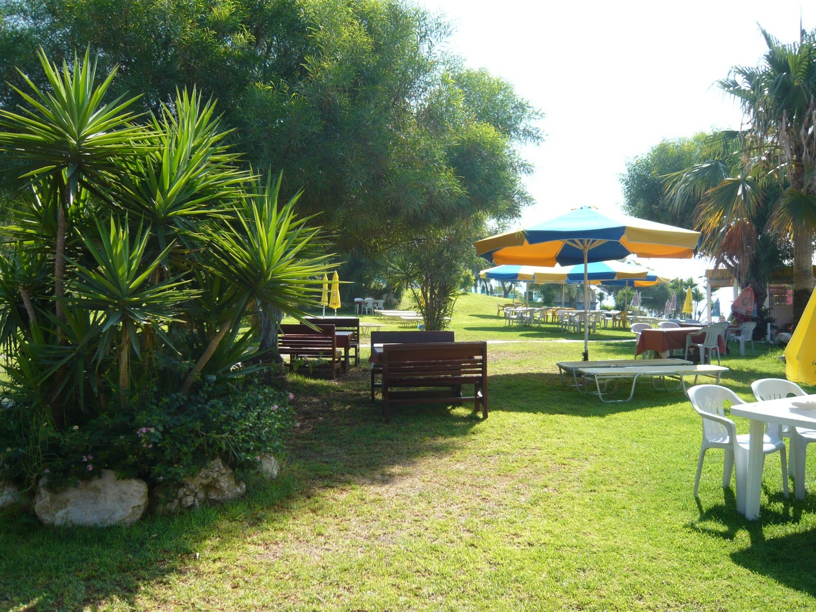 Faros Restaurant Governors Beach
