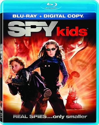 Spy Kids 2001 Dual Audio Hindi Bluray Download
