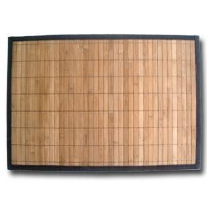 T preguntas barnizar una alfombra de bamb - Alfombra de bambu ...