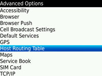 Cara Mengatasi Jaringan SOS Blackberry