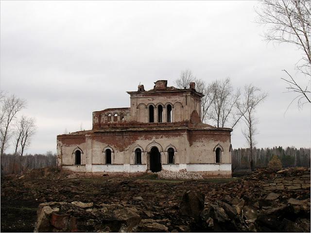 Церковь во имя святого праведного Симеона Верхотурского.